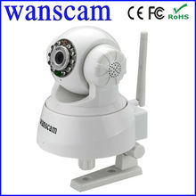Wanscam Hot sale! WIFI Wireless IP Camera Night vision IR LED 2-Audio Webcam baby Monitor cam ip camera wifi