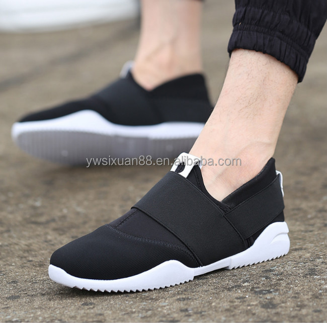 Casual shoes men sport simple running shoes black man basketball shoe