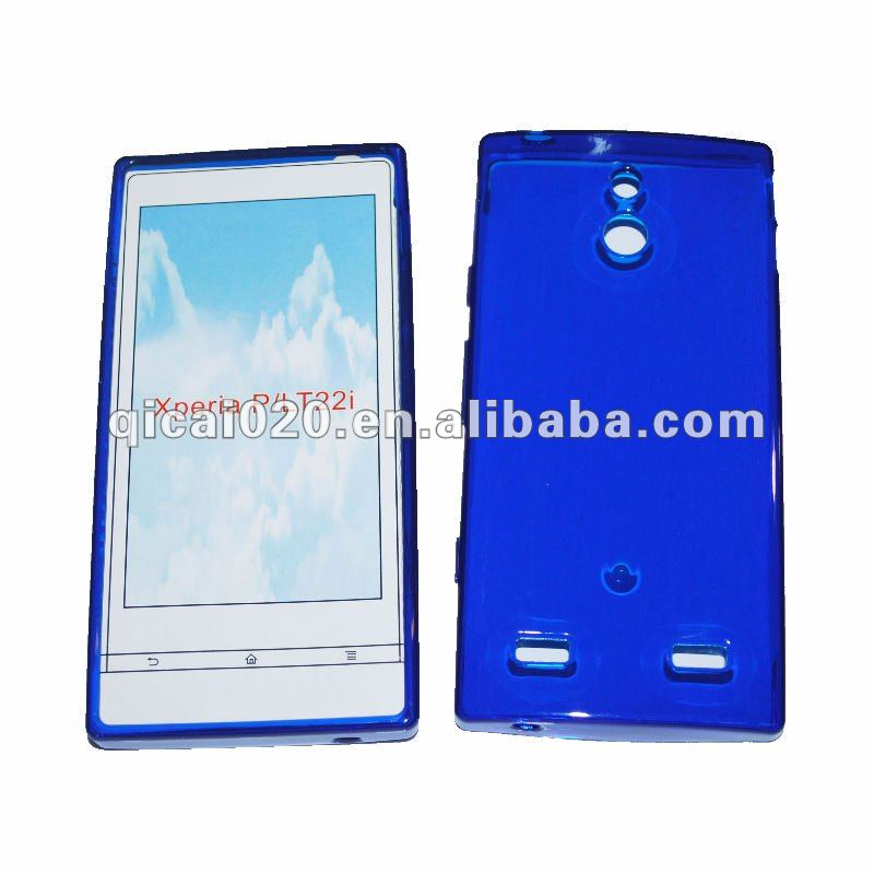 Mobile TPU case for Sony LT22I/XPERIA P