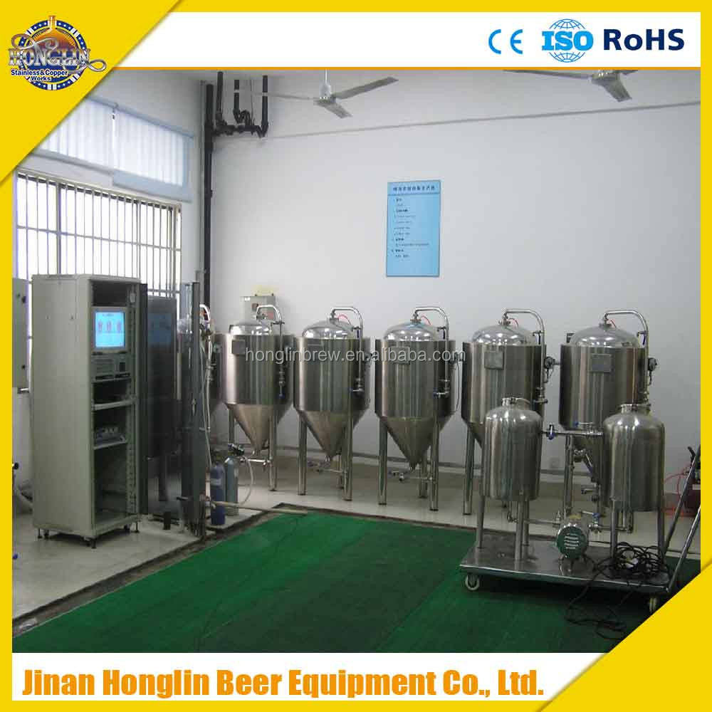 Wholesale mini brewery 100l micro pro small batch brewing equipment