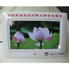 DPF manufacture ! good price shenzhen cheap 7 inch photo frame lcd with digital LCD/LED screen