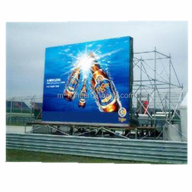 P5 Fixed installation led display/outdoor mobile LED screen for outdoor full colors video