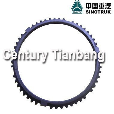 Gearbox Spare Parts For Heavy Duty Truck 1297304402 Synchron Ring