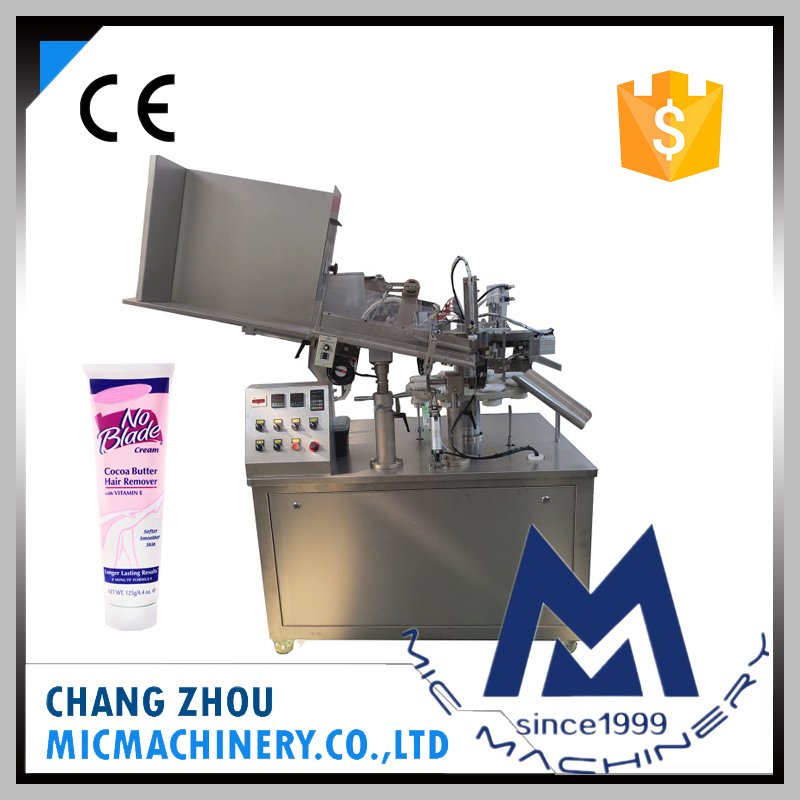 MIC-R45 Automatic intubate grease tube filling machine