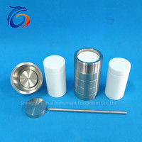 Microwave Stainless Steel Reactor For Laboratory