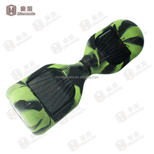 Half Silicone skin for Smart Self Balancing electric scooter 6.5 Inch 2 wheel hoverboard