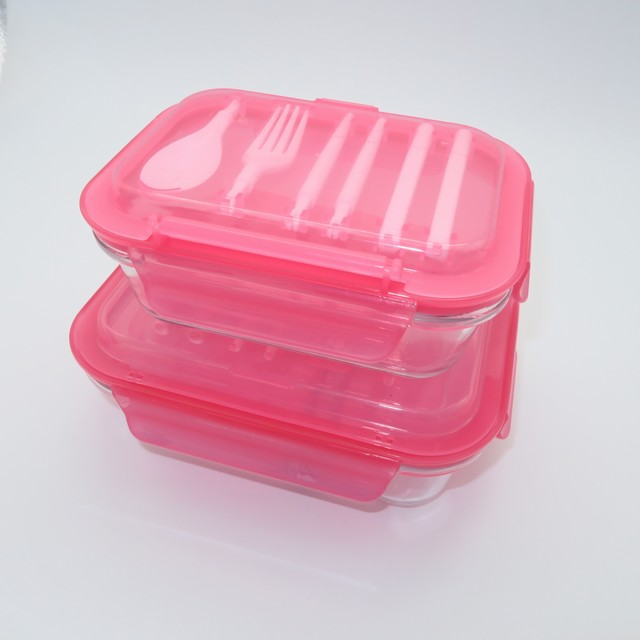 Airtight Leakproof stackable food storage snap lock containers small with lids at the Wholesale Price