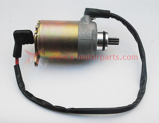 9 Teeth STARTER MOTOR FOR 125cc 150CC GY6 ATV QUAD BUGGY BIKE Go Kart
