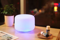 Generic Humidifying Ultrasonic Home Office Aroma Diffuser Humidifier White (4.8inch)