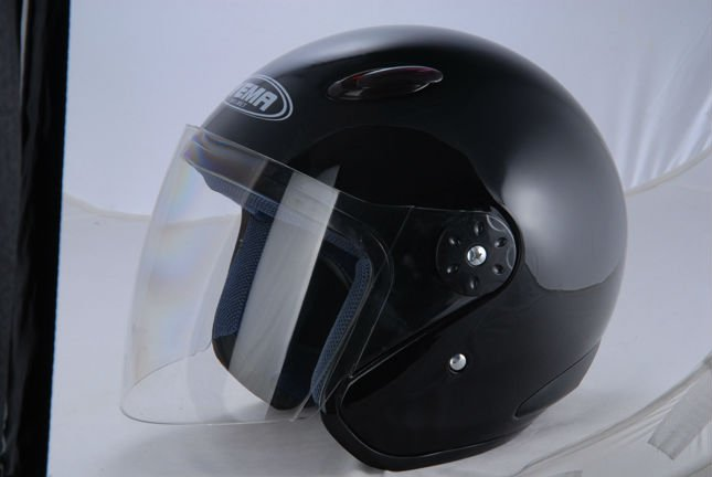 YM-608 ABS cheap unique open face motorcycle helmets