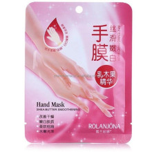 Hot Selling Rolanjona High Moisture Pellin g Hand Whitening Hand Mask
