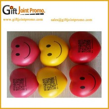 Wholesale customized PU Foam Stress Ball soft toy for kids