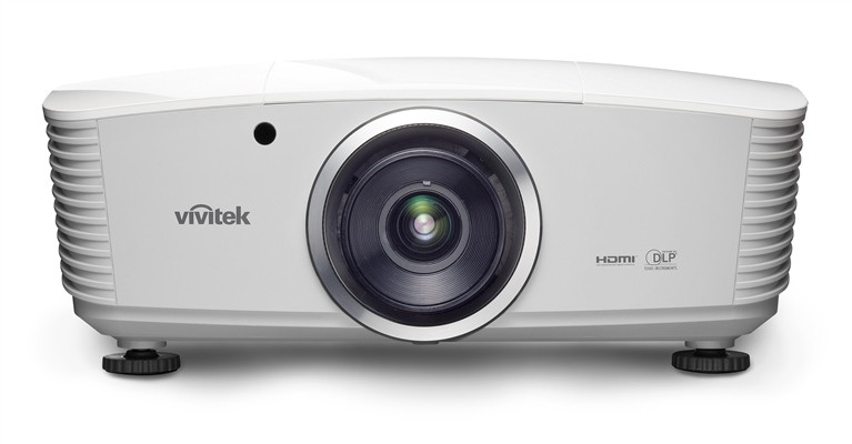 VIVITEK D5190HD passive 3d night light commercial theater projectors