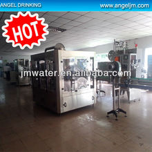 Factory directly supply automatic bottle filling machine/mineral water making plant