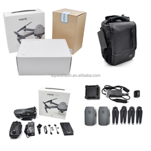 DJI Mavic Pro quadcopter drone fly more combo pack with 4K Camera and Wifi 3 batteries bag Charging Hub