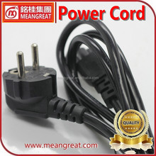 Use for Laptop Adapter EU Plug Power Cable