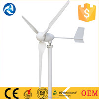 New model small windmill generator 900w for roof