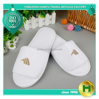 Terrycloth Hotel Slippers Disposable Women S