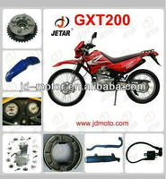 200cc dirt bike GENESIS GXT200