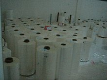 haze film for oil impregnation capacitor