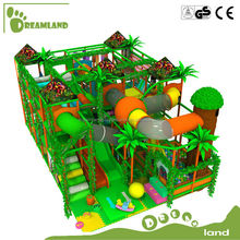 2015 indoor jungle gym playground