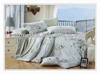 Luxury 4pcs printed bedding set