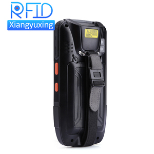 Android 5.1 handheld PDA with GPS 4g WIFI bluetooth4.0 camera 2d barcode scanner