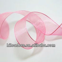 100% Nylon Organza Ribbon
