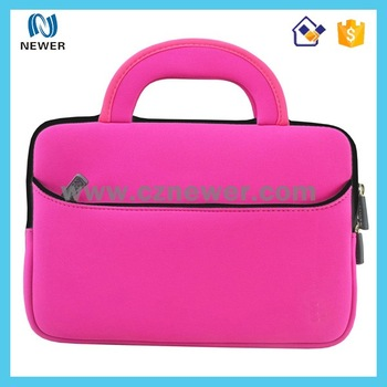 Light weight shockproof easy carrying inner neoprene sleeve case for ASUS laptop
