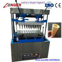40 Moulds Best Selling Pizza Cone Making Machine for Restaurant