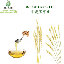Wheatgerm Oil For Bulk Natural VE Oil Price Wheat Germ Carrier Oil For Skin And Hair Care