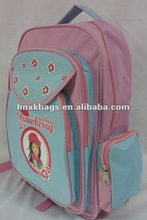 2012 Girls' School Bag Pink&Blue