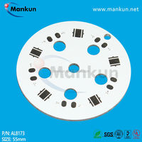 UL certificate hot sales round led spot light aluminum pcb