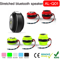 High End Bluetooth Cute Waterproof mini Speaker With repeat function and Carring Hook