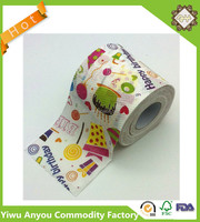 Custom standard toilet paper roll , 2 ply core 100% virgin wood pulp bathroom tissue