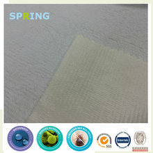 Light weight waterproof breathable pul laminated fabric