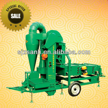 5XZC-5BX Air screen grain seed cleaner for wheat