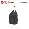 Manufacturer Cheap Children's Trolly Luggage Bag Wheeled Backpack