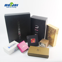 Manufacturer Custom Logo Printed Recycled Cardboard Packaging Boxes