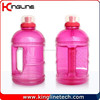 New design 1L plastic any color milk jug with handle manufacturers (KL-8005)