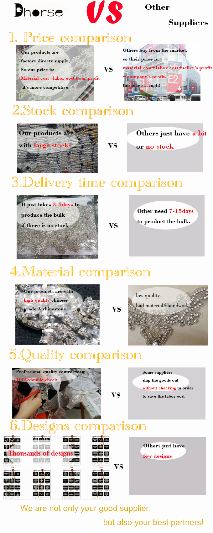 Wholesale Pearl beaded patch crystal rhinestone applique for garment