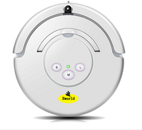 2015 newest mini household appliance automatic robot vacuum cleaner, smart cleaning robot, vacuum clean