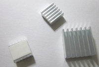 high quality Aluminium heatsink for raspberry pi