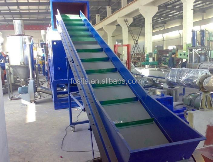PP PE plastic bag recycling machine plastic recycling machines sale