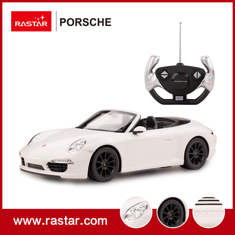 Rastar new products Porsche brand best rc cars for kids