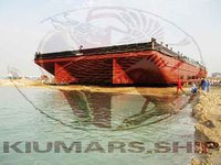 flat barge 7000dwt for rent