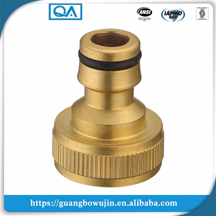 Eco-Friendly Reclaimed Material Brass Hose Adapter