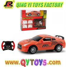 2011 new favorable rc reaction car toy played as IPHONE