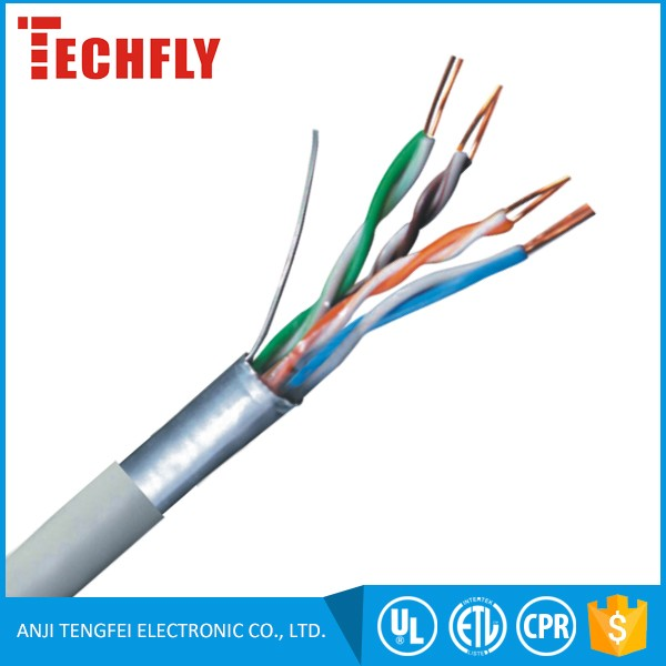 ineternet cat5e ftp network cable electrical CE certificate