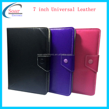 7 inch tablet PC Ultra Slim Universal Leather Cover